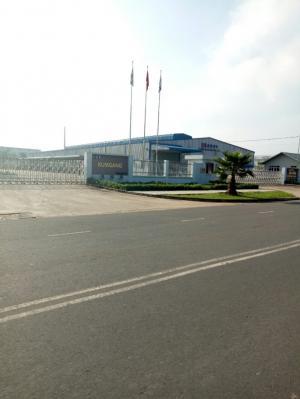 Ngân hàng thanh lý đất sổ hồng thổ cư liền kề KCN Giang Điền