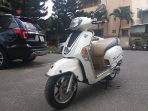 Kymco Like 125 Fi Phun Xăng Điện 2016 Mới SD 3000 Km Tuyệt Đẹp