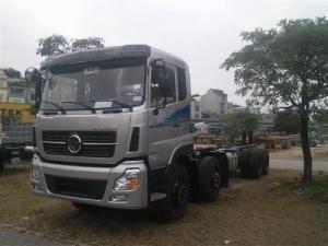 Xe tải dongfeng trường giang 4 chân 19 tấn thùng bạt