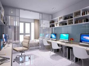 Bán căn hộ chung cư Officetel giá rẻ ở Phú Mỹ Hưng , quận 7 - Sài Gòn