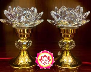 Đèn Sen Thờ Phật Cao Cấp