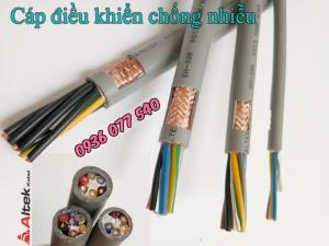 Cáp điều khiển altek kabel