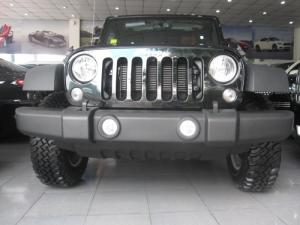 Bán Jeep Wrangler Unlimited 2017