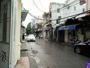 Bán nhà mặt đường số 162 Miếu Hai Xã, Lê Chân, Hải Phòng