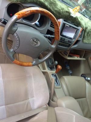 Bán Toyota Fortuner 2.7V sản xuất 2009 số tự động mới 80%