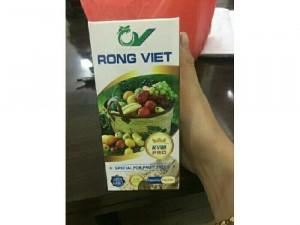 Phân bón cao cấp Rồng Việt