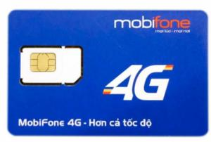 Sim 4G Mobifone có 60GB/tháng - gọi miễn phí...