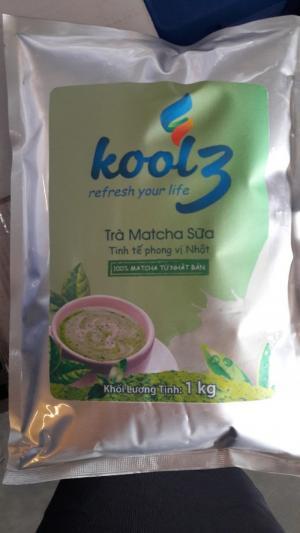 Túi trà sữa Matcha Latte KOOL3 (Tinh tế phong vị Nhật)