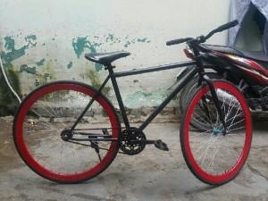 Lý do khác - Xe đạp fixgear