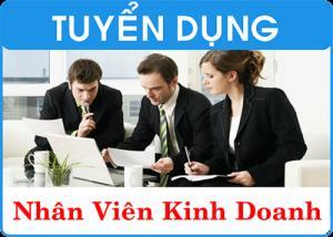 Tuyển Nhân Viên Kinh Doanh làm việc tại TPHCM