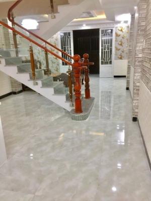Bán nhà sổ hồng riêng Đào Tông Nguyên Nhà Bè, DT 4,5x 12m, 1 lầu, tặng nội thất