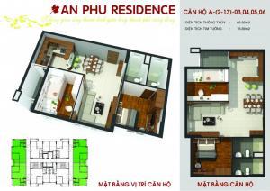 Mở bán chung cư An Phú Residence Vĩnh Yên