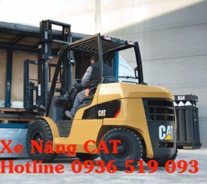 xe nâng CAT 3 tấn