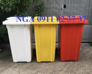 Bán xe gom rác 400 lít và 500 lít giá rẻ