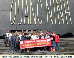 Hạ Long - Quảng Ninh: Khóa học chứng chỉ du lịch cấp thẻ Hướng dẫn