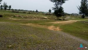 Đất của dự án