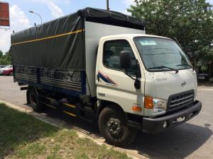 Xe Hyundai HD800 tải trọng 8 tấn, giá cực tốt