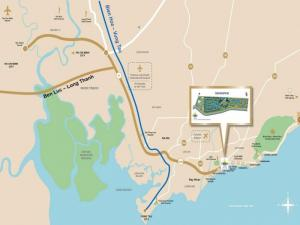 Khu Resot THE COASTAR HỒ TRÀM BR-VT 1000m2/ căn/ 8 tỷ