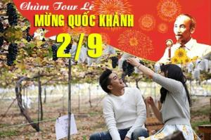 Tour du lịch Ninh Chữ 2N2Đ: Lễ Quốc Khánh 2/9