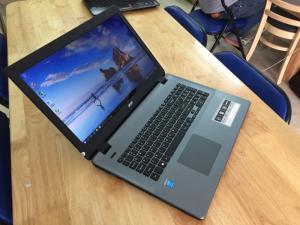 Laptop Acer E5 I5 5200U 4G 500G Màn Hình HD+ 17in like new zin 100%