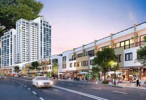 Mở bán đất dự án liền kề nhà phố trên đường Lý Thường Kiệt