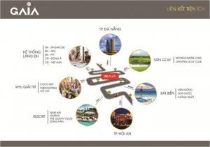 20/8 Mở bán chính thức KDT Gaia City.Nhận vé tham dự và sở hữu đất vàng cạnh Coco Bay