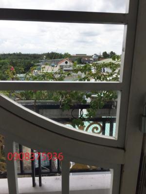 Kẹt tiền bán rẻ nhà đẹp,hẻm 7m đường chuyên dùng 9, Phú Mỹ, Qua6n7, DT 4x17m. Giá 2,8 tỷ