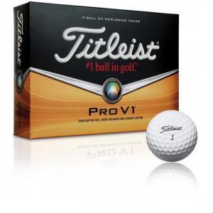 Bóng golf titleist pro v1 hộp 12 quả