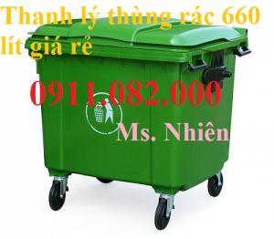 Giảm giá tất cả các loại thùng rác công cộng- xả kho thùng rác giá rẻ