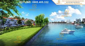 Cần bán gấp lô đất 350m2 mặt sông Trà Quế giá cực tốt