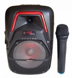 Loa karaoke - loa bluetooth karaoke mini FY-8
