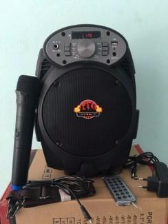 Loa karaoke mini-loa bluetooth -loa karaoke xách tay