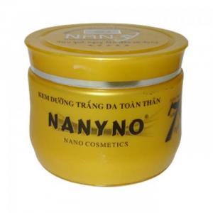 Kem trắng da toàn thân Nanyno