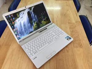 Laptop Sony Vaio VPCEB , i3 350M 2G 320G, Đẹp zin 100%