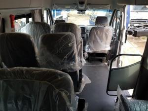 Ưu đãi lớn khi mua xe du lịch 16 chổ, Xe For Jac 16 chổ nhập khẩu nguyên chiếc 2017