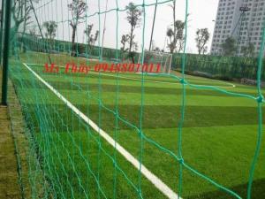 Lưới bao che công trình, lưới golf, lưới bóng đá