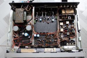 Amplifier MAGNAVOX 750 Plus U.S.A