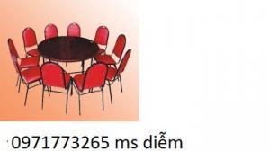 Ghế nhà hàng sang trọng giá rẻ