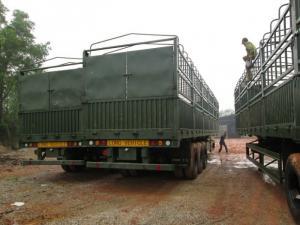Bán Rơ Mooc thùng mui bạt CIMC  , 32 tấn giá rẻ