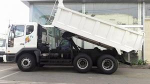 Xe ben Daewoo Novus SE 17 tấn 10 khối