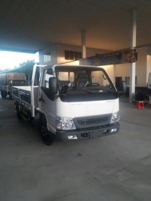 Xe tải iz49 đô thành 2,4 tấn giá thùng lững khuyến mãi