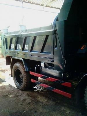 Xe tải tự đổ Chiến Thắng 4,6tấn, chở được 3,8m3