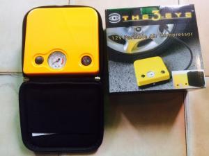 Máy Bơm ô tô mini Toyota The 3rd Eyes OEM Công suất dòng tối đa 15A - MSN388243