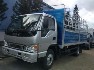 Xe tải jac 4.95 tấn máy isuzu giá rẻ nhất tp.hcm