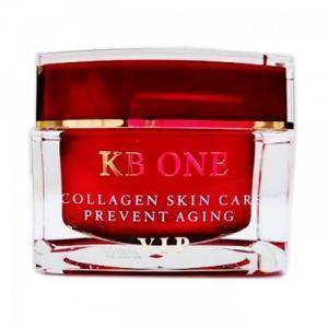 Kem ngừa nám, dưỡng chất Collagen dưỡng trắng cao cấp - KB.One Vip đỏ