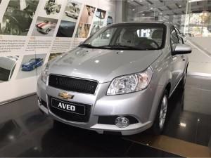 Chevrolet Aveo giá cực hấp dẫn - Chevrolet Cần Thơ tặng ngay 30 triệu đồng
