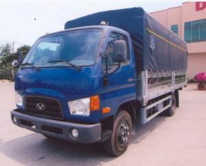 Xe Tải Hyundai Hd99 Tải Trọng 6.5 Tấn Thùng Bạt