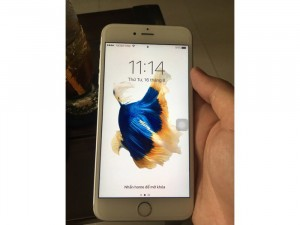 IPhone 6S Plus 16G QT Silver zin nguyên 99%