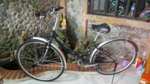 Xe đạp mini Nhật (gấp) ,nguyên bản còn rất...