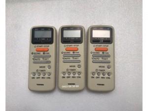 Điều khiển máy lạnh Toshiba, Điều Khiển Từ Xa Máy Lạnh TOSHIBA, Điều Khiển Điều Hòa TOSIBA